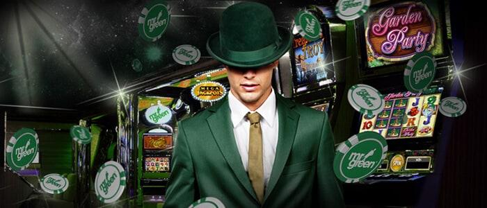MrGreen Casino Informatie